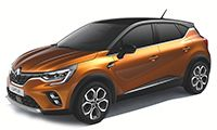 Uusi Renault Captur