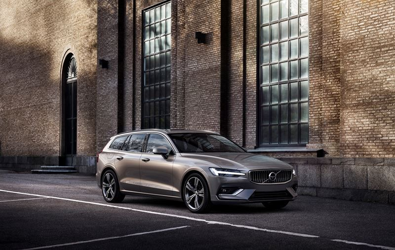 Volvo V60 B3 MHEV Business aut