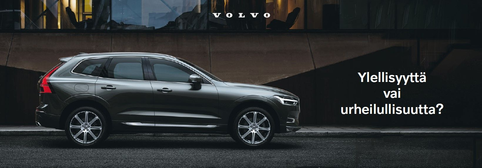 Volvo XC60 Inscription R-Design varustelu
