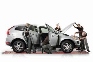 vauriokorjaus ja autohuolto